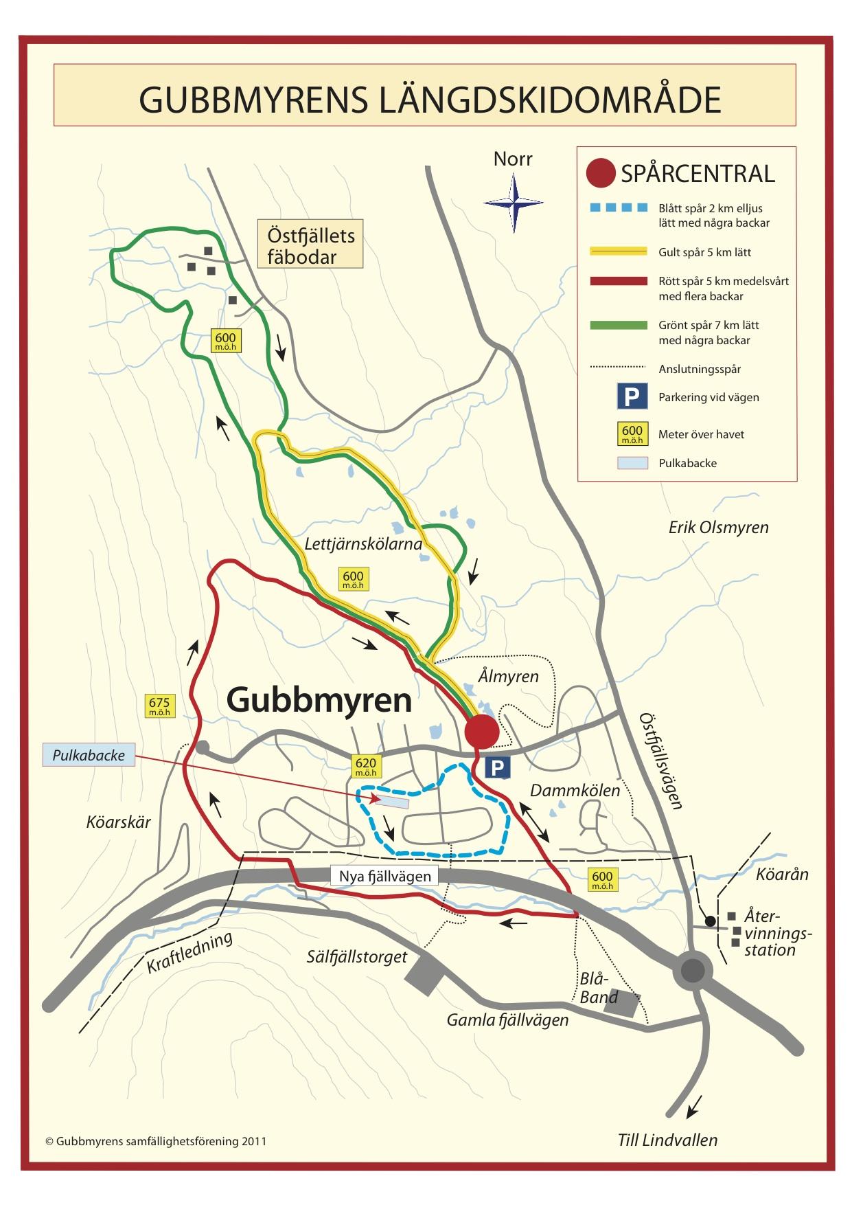 karta gubbmyren Området karta gubbmyren